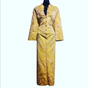 Lord & Taylor Dresses - Vintage Lord & Taylor Asian Inspired Kimono Dress